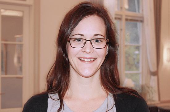 Foto på Caroline Lindsröm