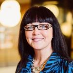 Carina Boman, rektor Mo Gård folkhögskola