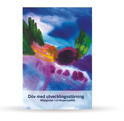 """""""Fotografi av boken Döv med utvecklingsstörning"""